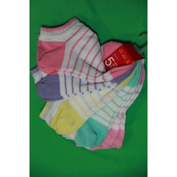 Носки на девочку.
